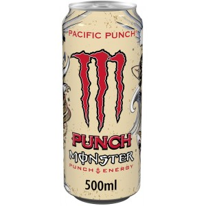 Energinis gėrimas MONSTER Pasific Punch, 500 ml