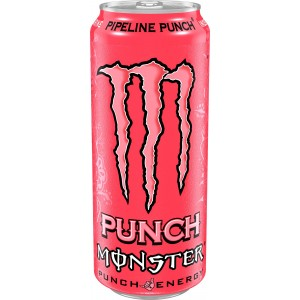 "Energetinis gėrimas ""MONSTER PUNCH"" 500 ml."