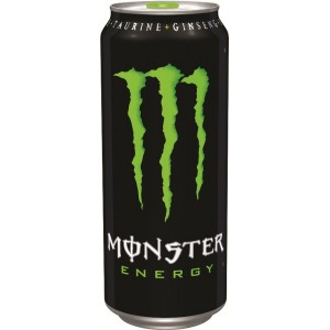 Energinis gėrimas MONSTER, 500 ml