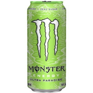 Energinis gėrimas MONSTER Ultra paradise, 500ml