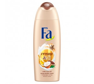 Dušo gelis FA cacao butter&coco oil, 250ml