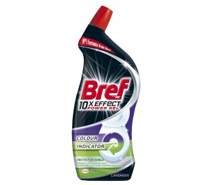 WC valiklis BREF 10xEffect Total Protection, 700 ml